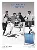 AZZARO Chrome United 2013 US (acy's stores) 'The new men's fragrance'