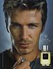 DAVID BECKHAM Instinct 2007 France 'Le premier parfum de David Beckham'