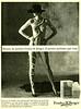 FRANKA M  BERGER Davana 1989 Spain 'Mousse de perfume de Franka Berger  El primer perfume que viste'