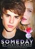 JUSTIN BIEBER Someday 2011 UK