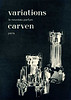 CARVEN Variations 1972 Spain 'Le nouveau parfum'