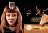 CHANEL Chance Eau Vive 2015 Spain (recto-verso with scent sticker) 'El nuevo Eau de Toilette de Chanel'<br /> MODEL: Rianne van Rompaey; PHOTO: Jean-Paul Goude