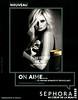TOM FORD Noir pour Femme 2015 France (Sephora stores) 'Nouveau - On aime... ...ce parfum intimiste et provocant! - Sa double presonalité nous ressemble'