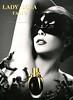 LADY GAGA Fame 2013 US 'The first ever black Eau de Parfum'