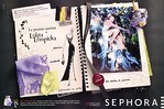 LOLTA LEMPICKA Le Premier Parfum 2011 France spread (Sephora stores)  Sephora vous raconte - 'Les parfums mythiques '