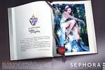LOLITA LEMPICKA Le Premier Parfum  double page 2008  France (Sephora stores) 'Les parfums mythiques - Sephora vous raconte'