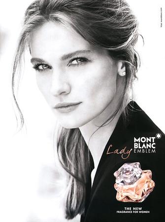 MONTBLANC Lady Emblem 2015 United Arab Emirates  'The new fragrance for women'
