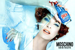 MOSCHINO Fresh Couture 2015 Italy folding spread
