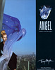THIERRY MUGLER Angel 1994 France <br /> 'Méfiez-vous des anges... - Thierry Mugler Parfums. Renseignements et adresses 3615 Mugler'<br /> MODEL:  Estelle Lefébure, PHOTO: Thierry Mugler, LOCATION: New York