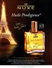 NUXE Huile Prodigieuse Love from Paris Édition Exclusive 2014 France 'Pourquoi la célèbre Huile Prodigieuse est-elle si mythique?'