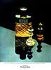 ROCHAS Monsieur Rochas 1977-1979 Spain 'Monsieur Rochás. Especias, cuero salvaje y maderas exóticas. Habanos y tabaco negro. Una fragancia 'inolvidable'