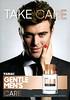 TABAC Gentlemen's Care 2014 Germany 'Die neue Duft - und Pflegeserie für den Mann'